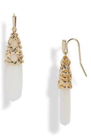 Kendra Scott Natalie Linear Drop Earrings   Nordstrom