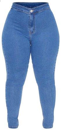 plt+ mw skinny jeans