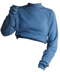 blue + green shirt pngs