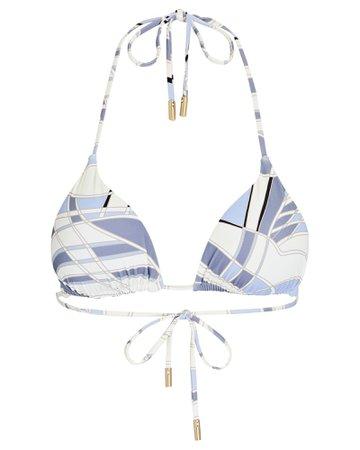 Cult Gaia Estella Triangle Bikini Top | INTERMIX®