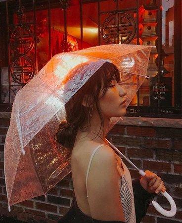 rainy day aesthetic