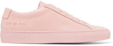 Original Achilles Leather Sneakers - Pink