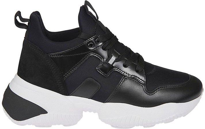 Interaction Slip Sneakers