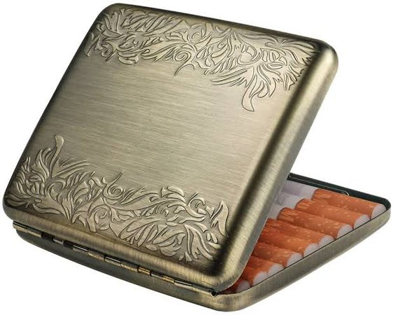 antique cigarette box - Google Search