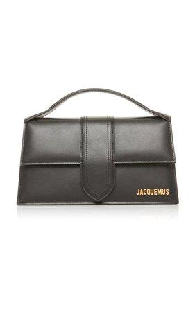 Le Grand Bambino Leather Top Handle Bag by Jacquemus | Moda Operandi