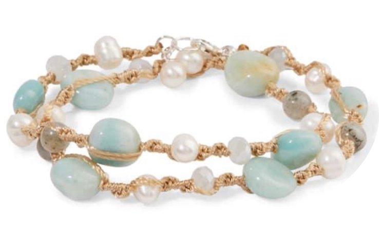 Ocean Stones Bracelet