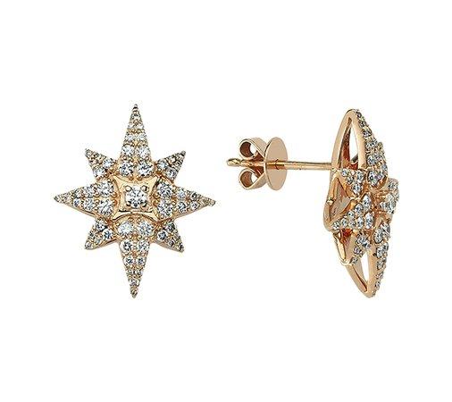 Venus Star Earring | Earrings | Products | BEE GODDESS
