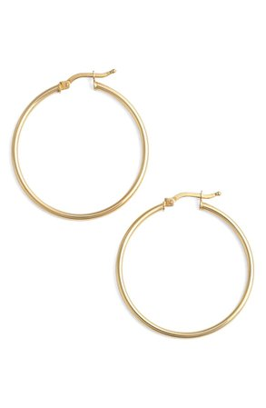 Bony Levy 14K Gold Hoop Earrings (Nordstrom Exclusive) | Nordstrom