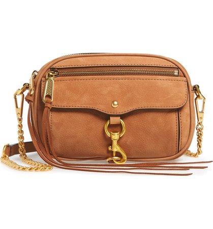 Rebecca Minkoff Blythe Leather Crossbody Bag | Nordstrom
