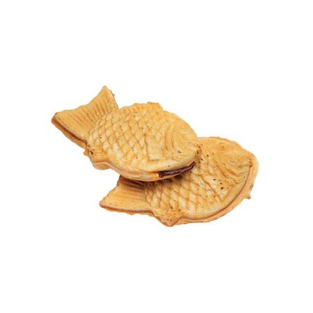 Three of the best taiyaki ❤ liked on Polyvore featuring food, fillers and fillers - brown   Cute icons, Png icons, Aesthetic objects