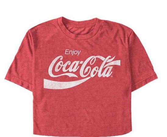 coke shirt