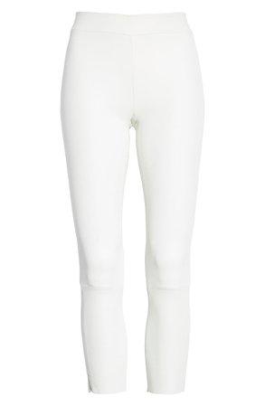 white capri leggings - Google Search