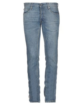 Just Cavalli Denim Pants - Men Just Cavalli Denim Pants online on YOOX United States - 42732360RP