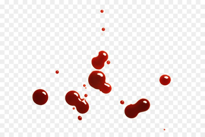 Blood Drops