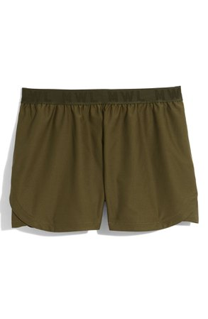 Madewell MWL Allways Pull-On Shorts | Nordstrom