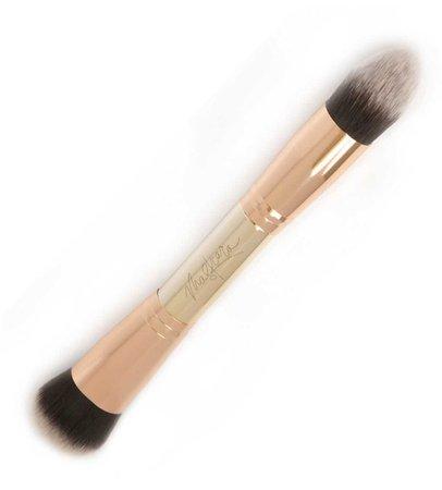 maskara makeup brush