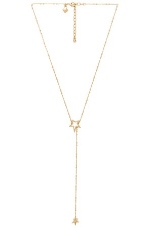 Rock Star Lariat Necklace