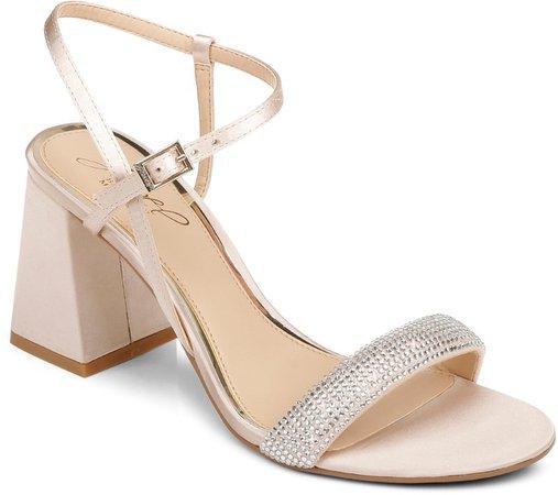 Earlene Block Heel Sandal