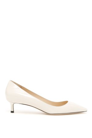 Jimmy Choo Patent Romy 40 Pumps