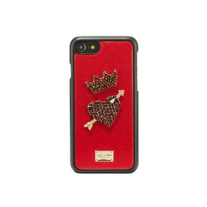 Queen Of Hearts St. Dauphine Phone Case for iPhone® 7/8 for $295.00 available on URSTYLE.com