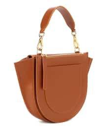 Hortensia Mini Leather Shoulder Bag | Wandler - mytheresa