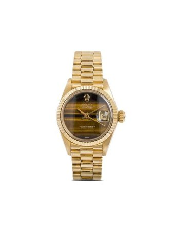 Rolex 1980 pre-owned Oyster Perpetual Datejust 26mm - Farfetch