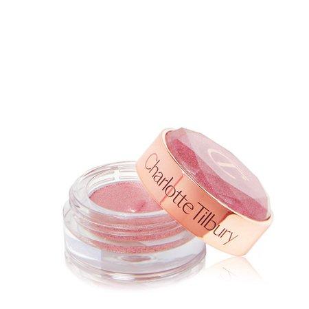 Pillow Talk – Jewel Pot – Pink Glitter Cream Eyeshadow | Charlotte Tilbury
