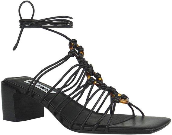 Summer Heel Strappy Sandal