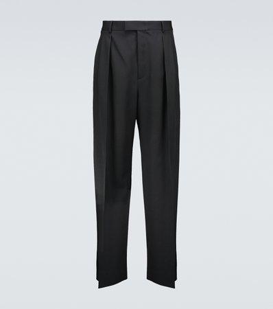Valentino, Pleated wool pants