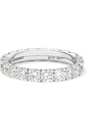 Amrapali | Platinum diamond ring | NET-A-PORTER.COM