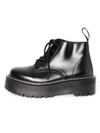 Short Thick Bottom Boots (Shoes (Shoes) / Short Boots) | Mail Order of BUBBLES (Bubbles) | Fashion Walker