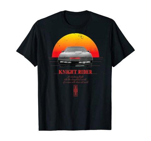 Amazon.com: Knight Rider T-Shirt: Clothing