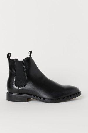 Chelsea Boots - Black - | H&M US