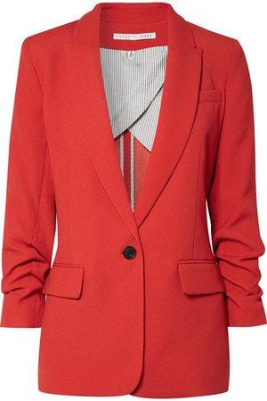 Veronica Beard | Graham Dickey crepe blazer | NET-A-PORTER.COM