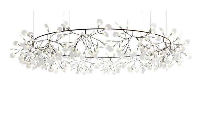 Heracleum The Big O Moooi by Bertjan Pot light lamp chandelier