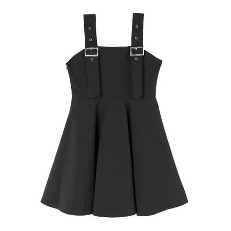 Black Overalls From BUBBLES ONLINE STORE