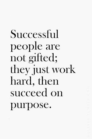 Inspiring Success Quote