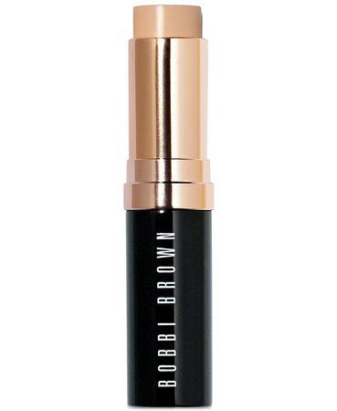 3 Foundation Bobbi Brown Skin Foundation Stick, 0.31 oz & Reviews - Foundation - Beauty - Macy's