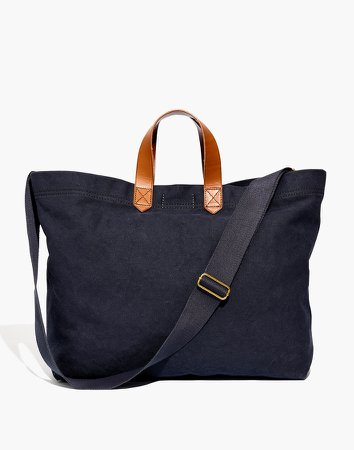 The Canvas Transport Carryall Tote Bag