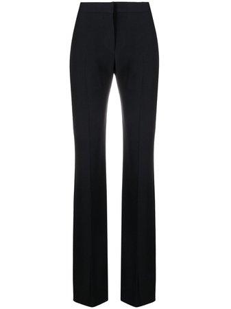 Alexander McQueen high-waist Straight Trousers - Farfetch