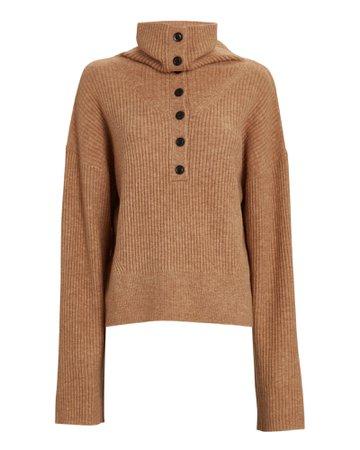 Marissa Webb Aspen Button-Front Sweater   INTERMIX®
