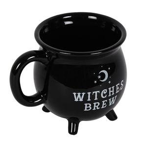 Cauldron Witches Brew Mug | HowCurious? – HowCurious? Ltd