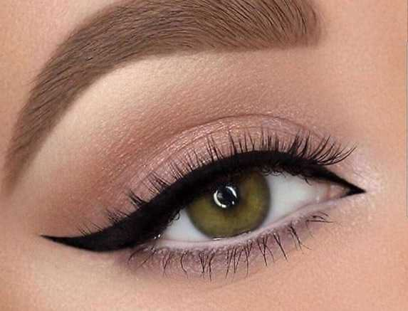Black Cat Eye Makeup