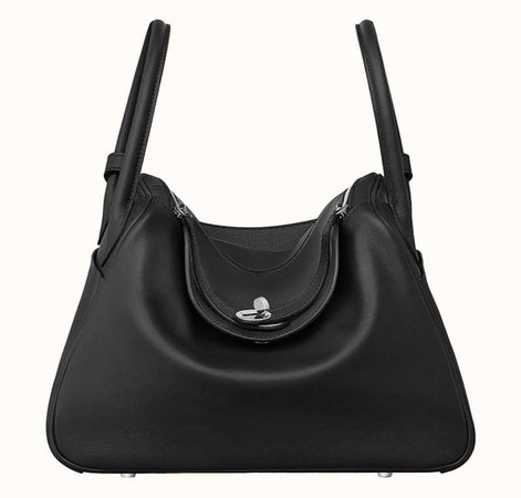 hermès black bag