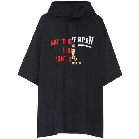 vetements hoodie t shirt