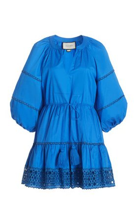 Daksha Cotton Mini Dress By Alexis | Moda Operandi