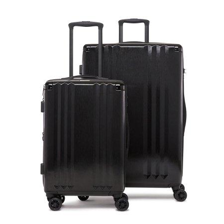 Ambeur - Black - 2-Piece Set Luggage