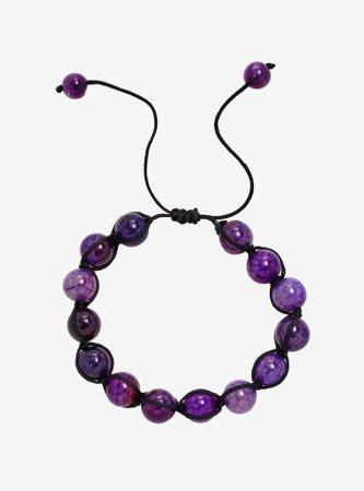 Amethyst Healing Bead Bracelet