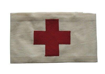WW2 Nurse's Red Cross Arm Band