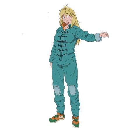 Dorohedoro Anime Png - Anime Wallpaper HD